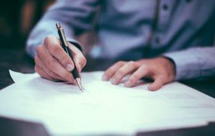 業務委託先についての考察