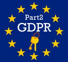 【特別連載 2弾】施行がせまる「EU一般データ保護規則(GDPR)」を学ぼう!