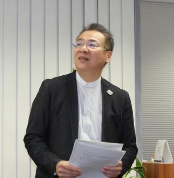 試験問題制作・解説 中澤氏(中央大学法学部兼任講師)